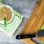 Delicious Key Lime Pie smoothie