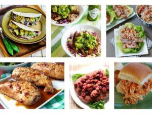 5 Ingredient Healthy Slow Cooker round up