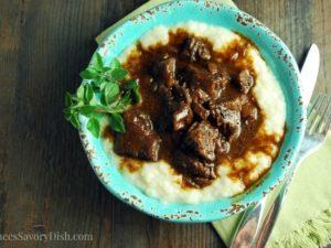 Instant Pot Mediterranean Beef