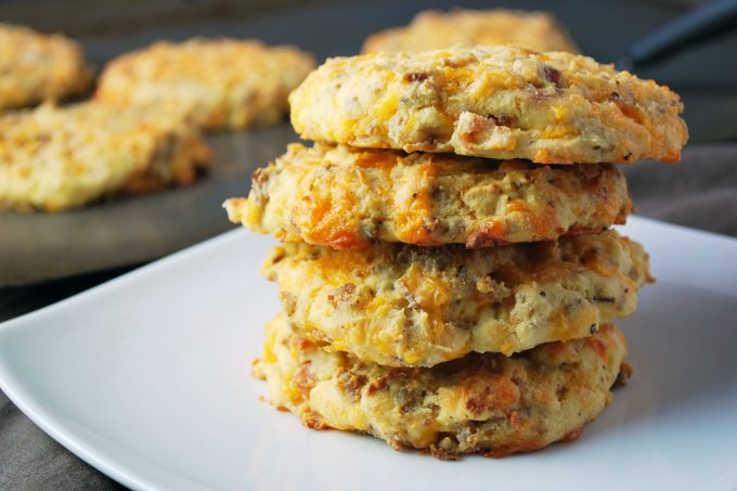 Savory Breakfast Cookies