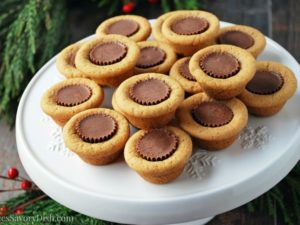 Chocolate Peanut Butter Cookie Cup
