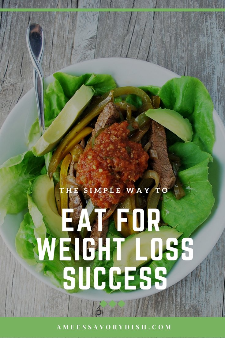 How To Eat For Weight Loss Success