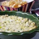 Hot Artichoke Dip recipe