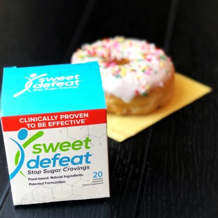 A Healthy Way To Beat Sugar Cravings with Sweet Defeat
