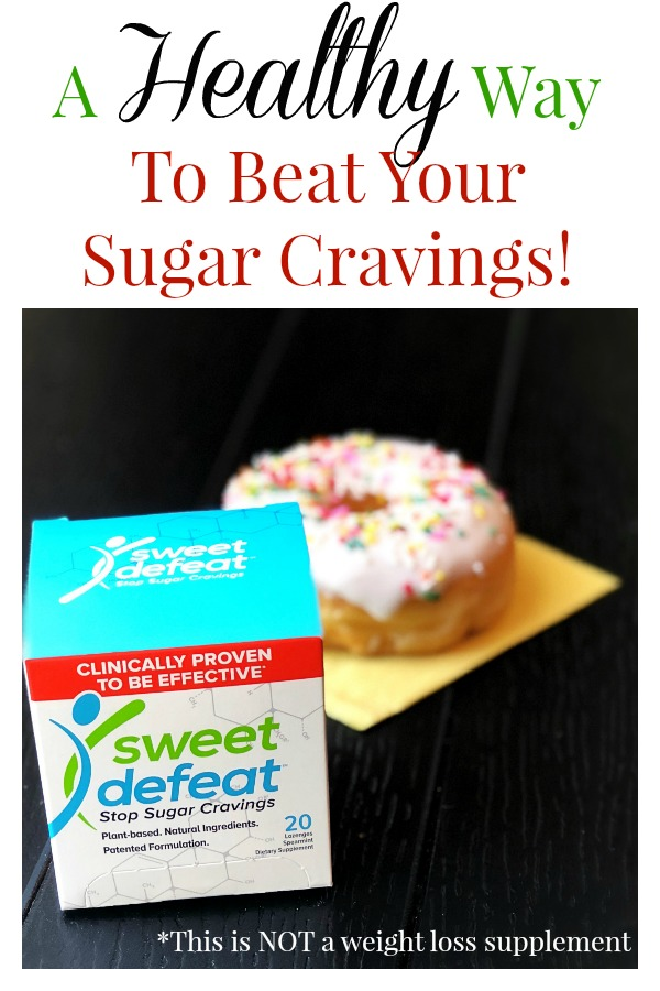 A healthy way to beat your sugar cravings with Sweet Defeat #sponsored #wellnesstips #sugarfreediet #sugarfreechallenge via @Ameessavorydish