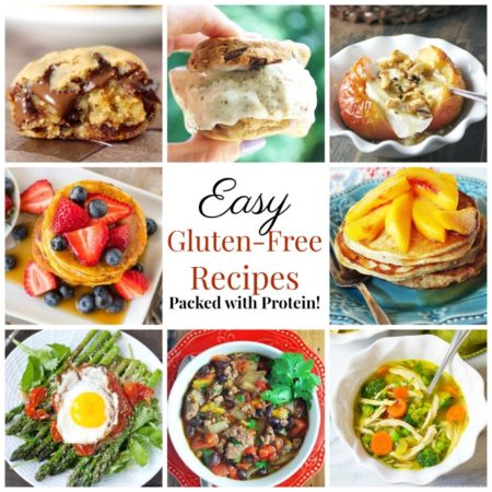 Easy Gluten-Free Recipes Packed with Protein