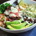 Southwest Steak Grain Bowl
