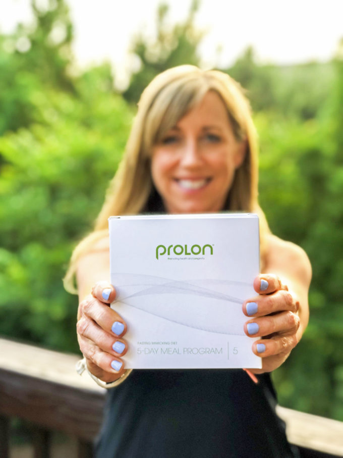 ProLon Fast-Mimicking Diet for longevity and health