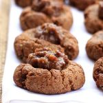 Gluten Free gingerbread cookies from E.A. Stewart
